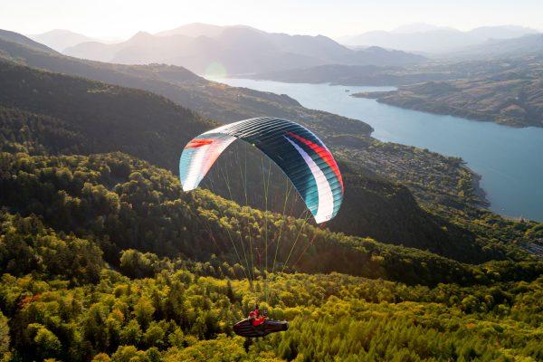 UK Airsports and Skywalk demo ARAK glider