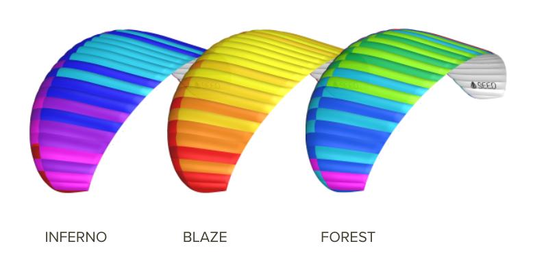 BGD SEED Colours