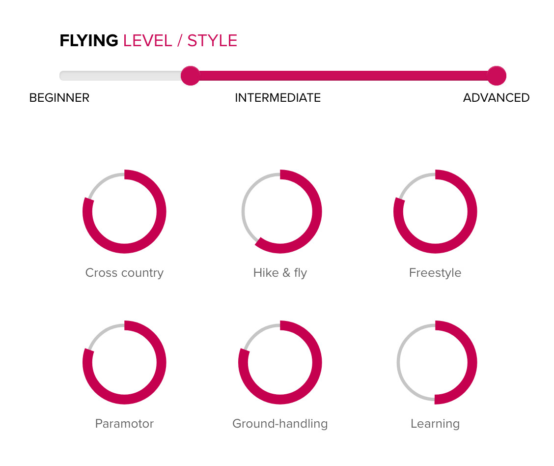BGD Dual2 Flying Styles