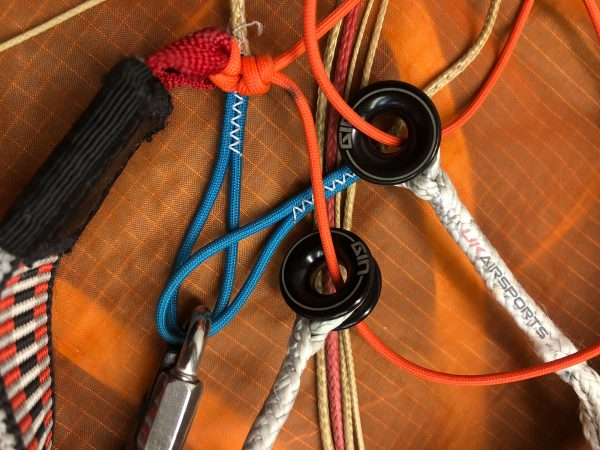 GIN GLIDERS Bonanza 2 Low Friction Brake Rings