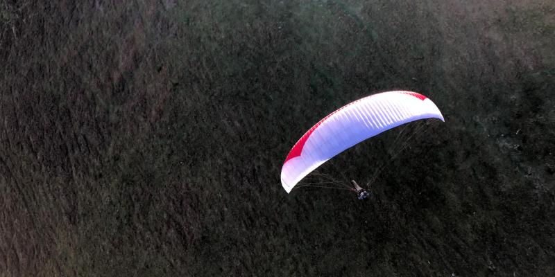 UK Airsports demo GIN Bonanza 2