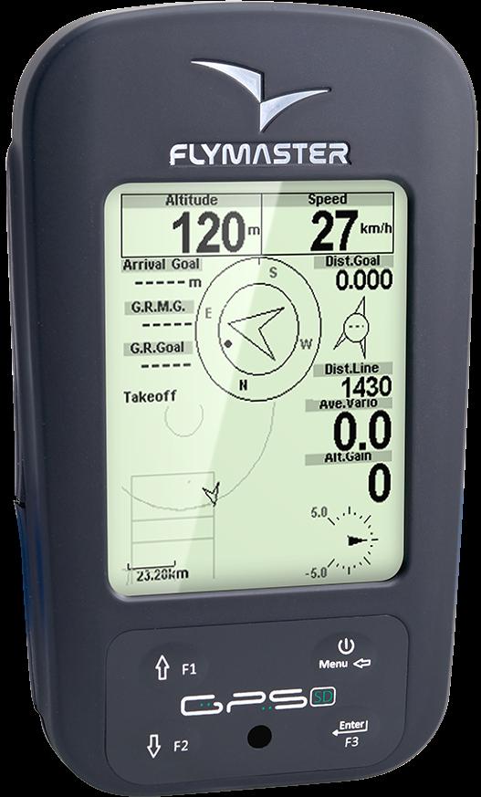 Flymaster GPS-SD