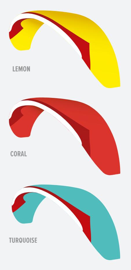 Fuse 3 colours