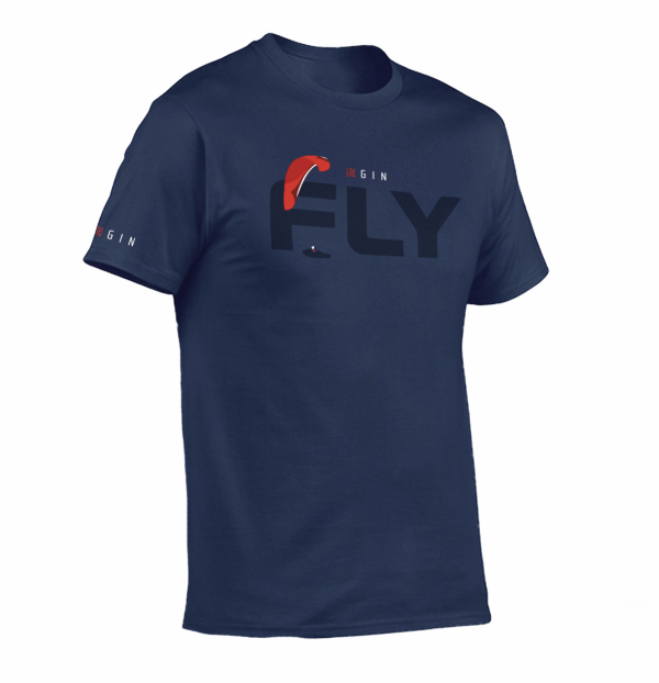 GIN Coolever Fly t-shirt