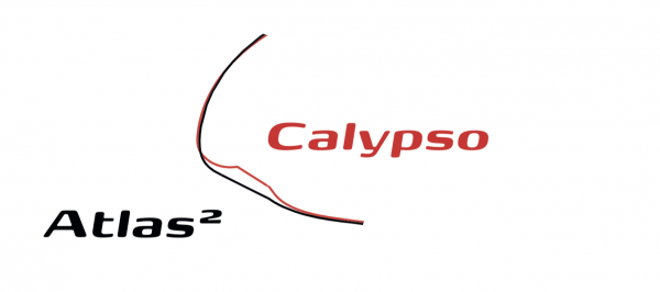GIN Gliders Atlas 2 and Calypso aerofoil profile comparison