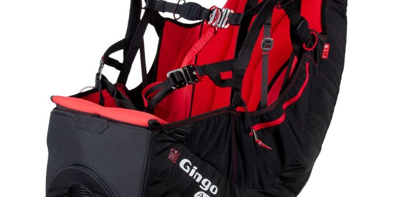 GIN Gingo Airlite 4 paragliding harness