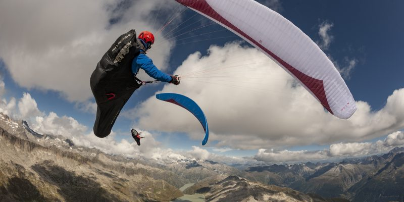 GIN Bonanza 2 EN C paraglider