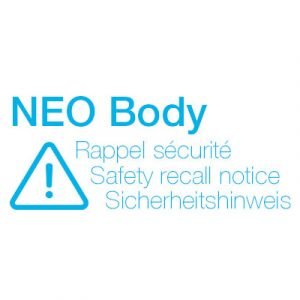 NEO Body Safety Recall Notice Feb 2019