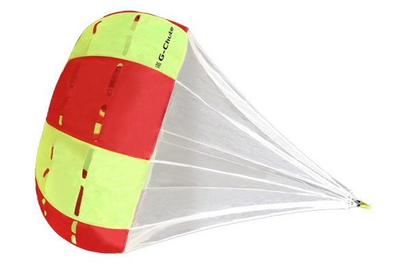 Gin Gliders G-chute inflated