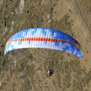 FLY BGD RIOT lightweight EN-B paraglider