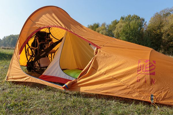 Gin Gliders Paramotor Tent