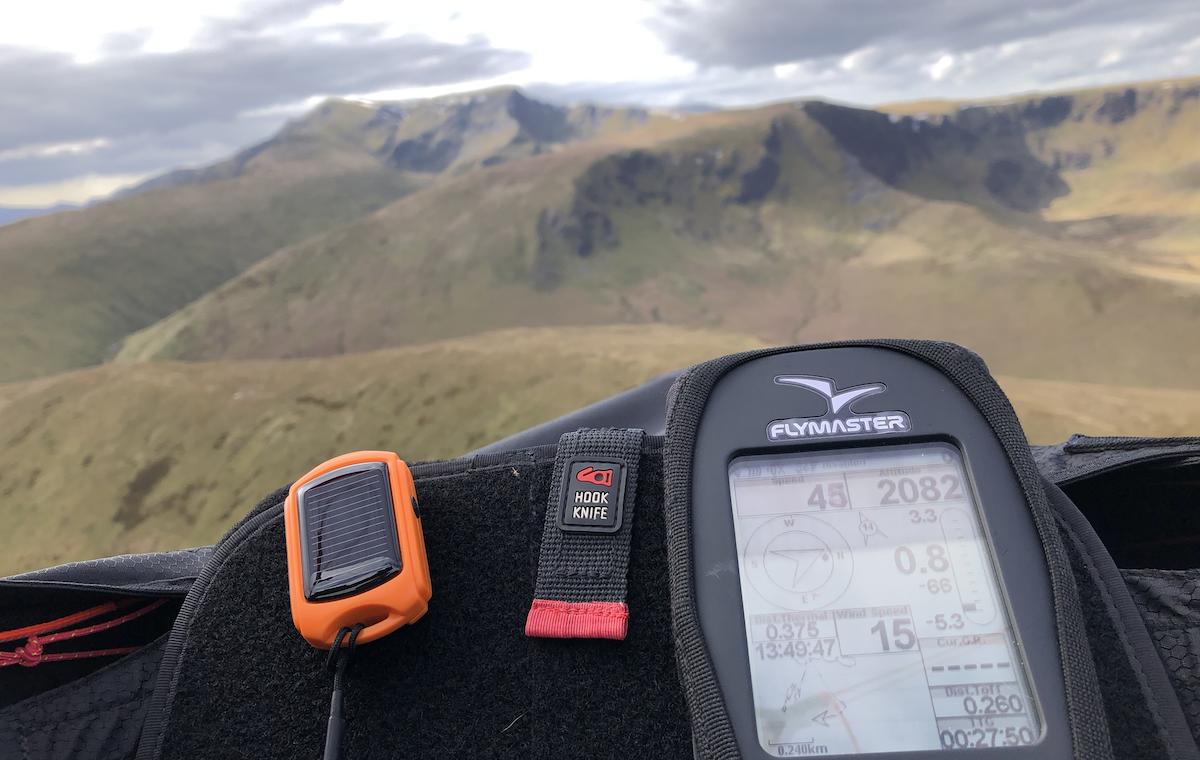 leGPSBip+ mini GPS Altimeter Vario for paragliding Hike&Fly
